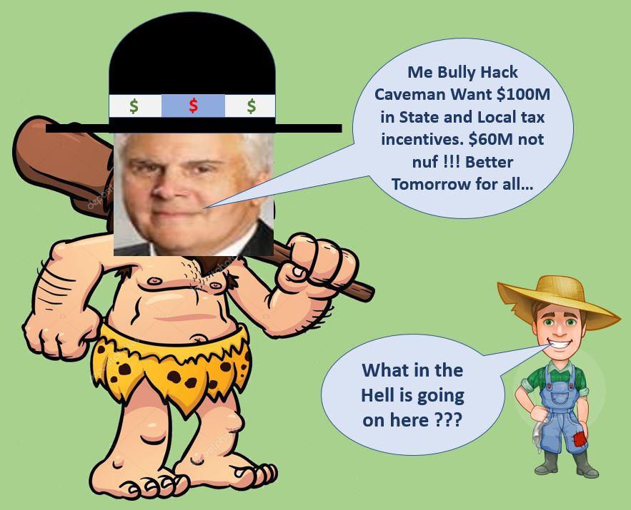 BullyHackCaveMan